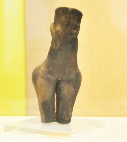 Kirklareli_antik_heykel