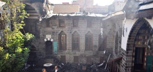 Ziya Gökalp's House Museum-After Looting