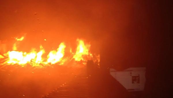 Ziya Gökalp's House Museum -Burning